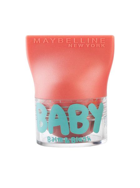 Maybelline Baby Lips Balm & Blush - 01 Innocent Peach