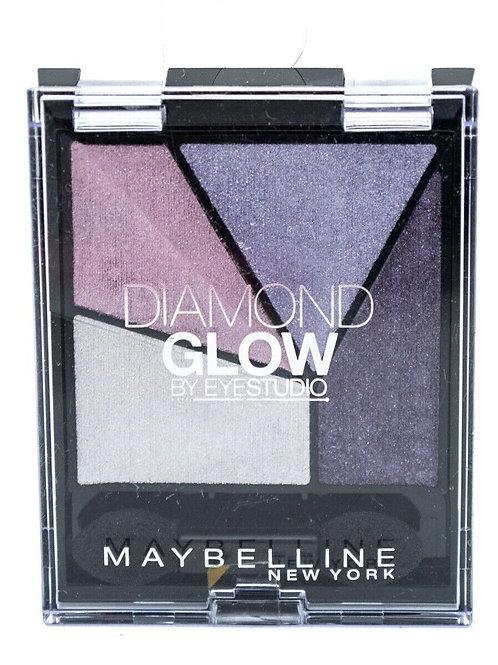 Maybelline Diamond Glow Eyeshadow - 01 Purple Drama