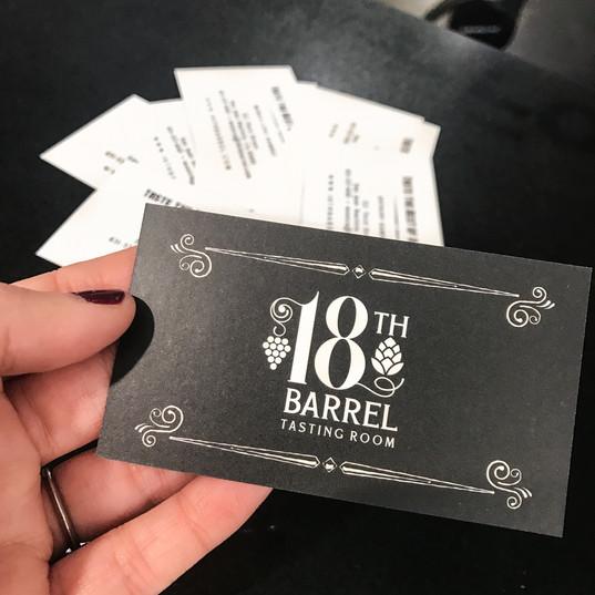 18th Barrel Tasting Room
