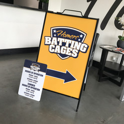 Homers Batting Cages