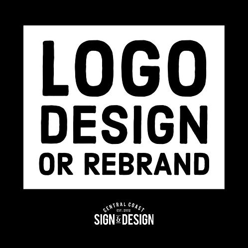 Logo Design or Rebrand