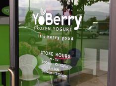 YoBerry Frozen Yogurt