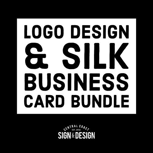 Logo Design & Business Card Bundle