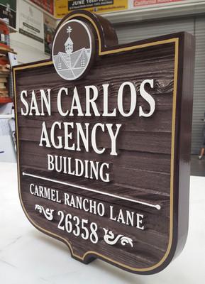 San Carlos Agency Building