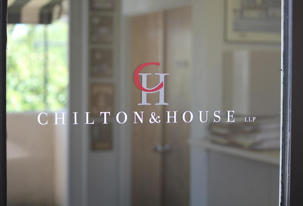 Chilton & House LLP.