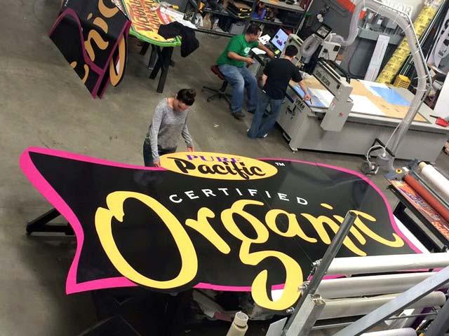 Pacific Organic
