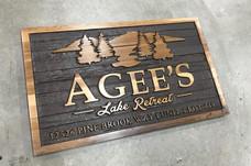 Agee's Lake Retreat