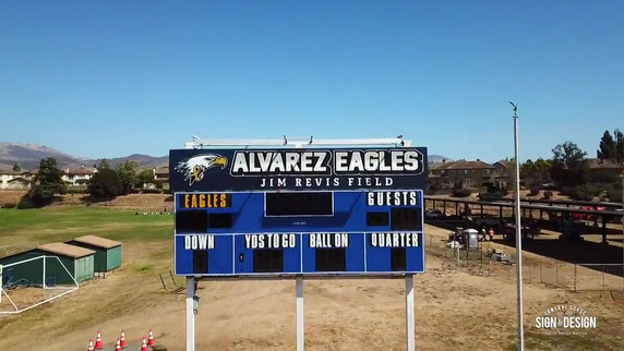 Alvarez High School