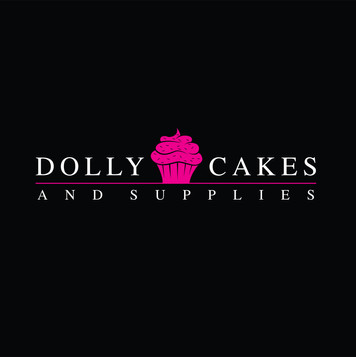 Dolly Cakes and Supplies