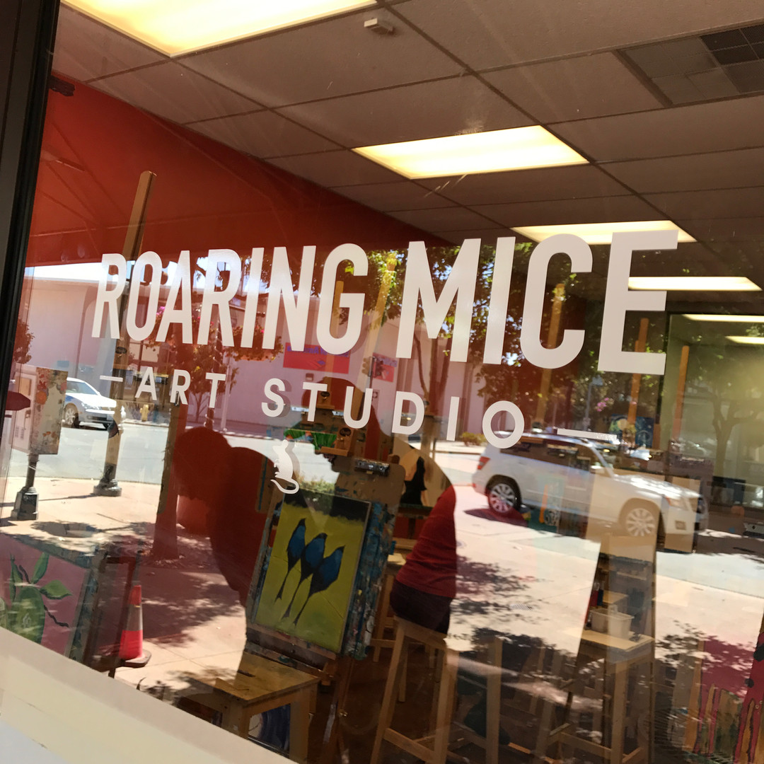 Roaring Mice Art Studio