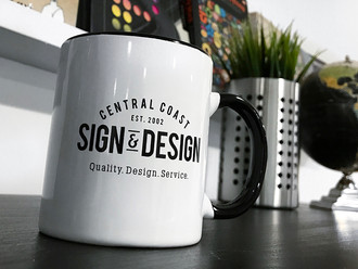 Central Coast Sign & Design