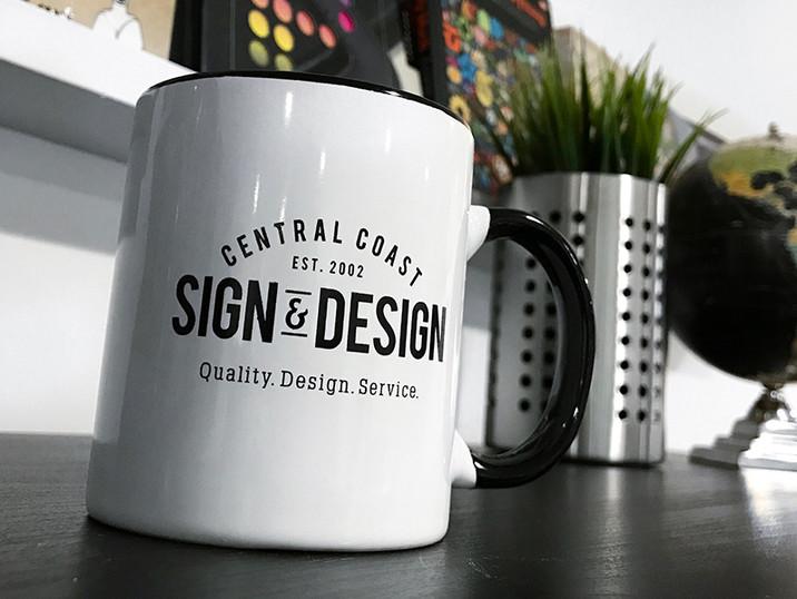 Central Coast Sign & Design