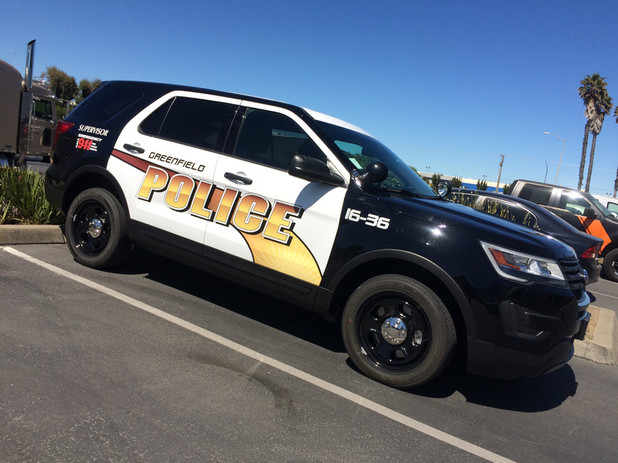 Greenfield Police Departments