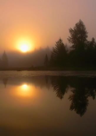 Quiet Bay Sunrise