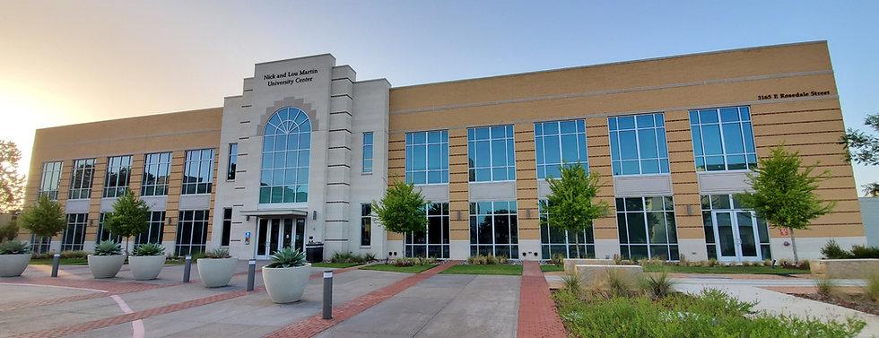Texas Wesleyan Student Center Fort WorthTexas