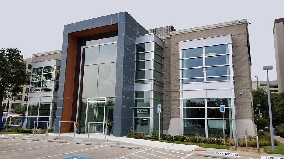 Vista Bank Dallas Texas