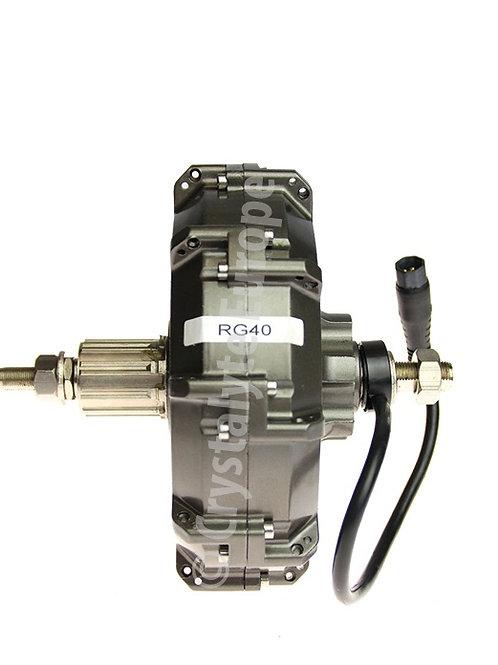 Motor Crystalyte trasero RG40 500W, 800W max (Bici)