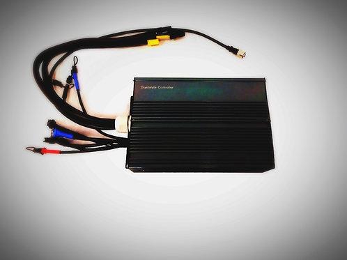 Controlador Crystalyte con sensor Hall 96V - 60A