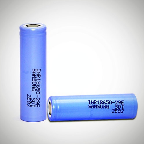 Samsung INR18650-29E 2900mAh - 8.25A