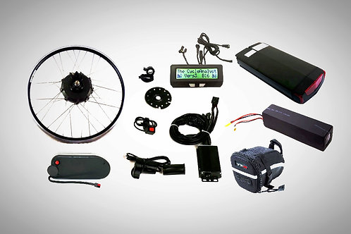Kit configuracion Crystalyte G40