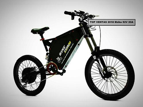 Bici MTB Enduro B12-52V 20A