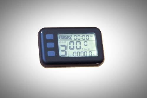 e-DR display 36V, 48V
