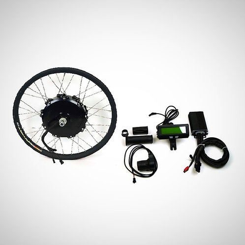 Kit electrico TC100 80-100Km/h