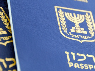 Alyah: La fin du passeport provisoire pour les nouveaux immigrants !