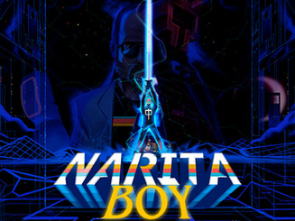 1980s-Inspired Techno-Adventure Narita Boy Might Have The Best Trailer Ever