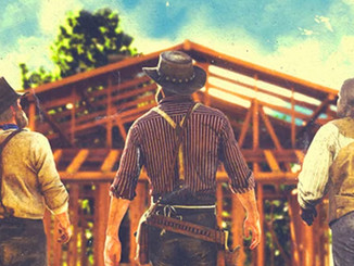 The Music of Red Dead Redemption 2: The Housebuilding EP Rides In Next Week