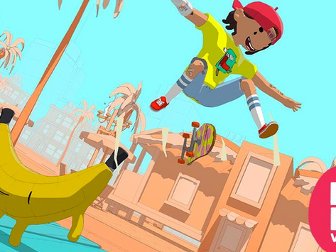 Skate Your Way To Gnarvana In OlliOlli World