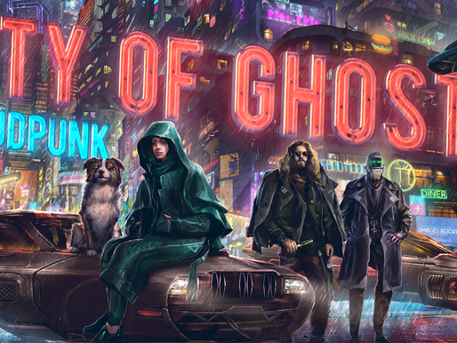 Cloudpunk: City Of Ghosts DLC Releases This Month