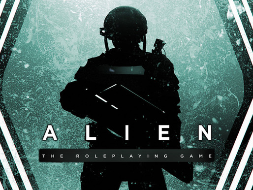 ALIEN: The RPG's Colonial Marines Operations Manual Pre-Order Available Now
