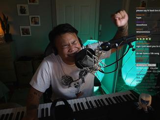 Get This Man A Folgers Sponsorship – Musician AJ Rafael Hits 10k Followers On Twitch