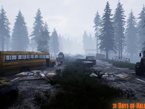 31 Days Of Halloween: Mist Survival