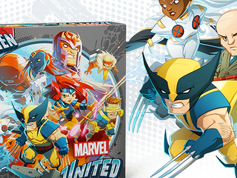 Today Is The Final Day To Back Marvel United: X-Men