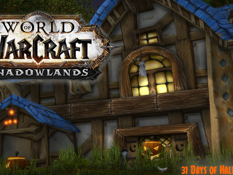 31 Days Of Halloween: World Of Warcraft's Hallow's End