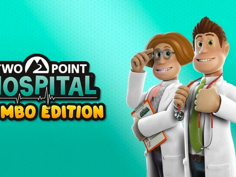 Two Point Hospital: JUMBO Edition Now Available On Consoles