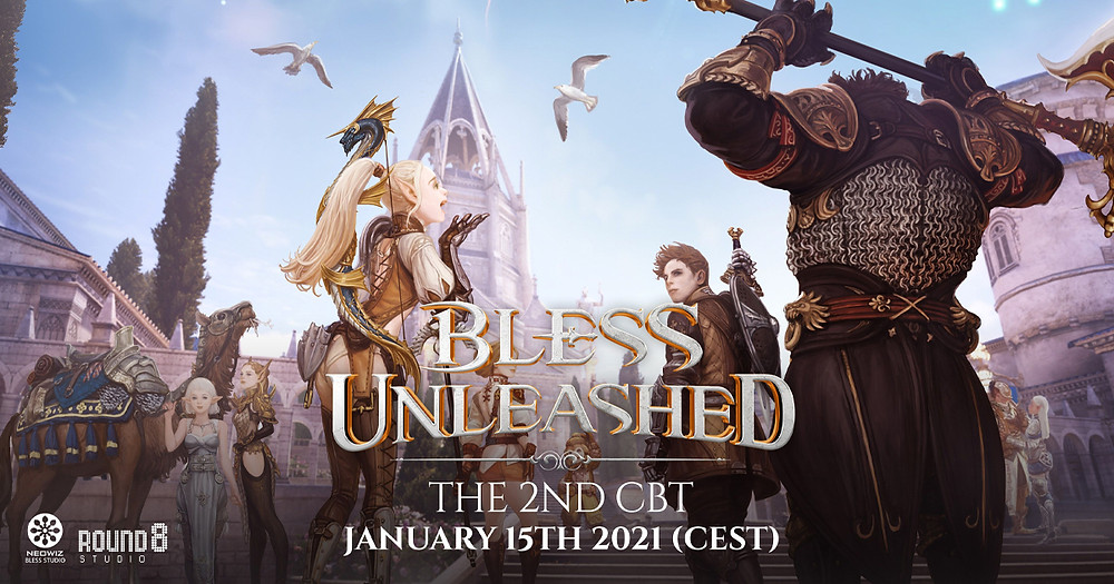 Bless Unleashed closed beta