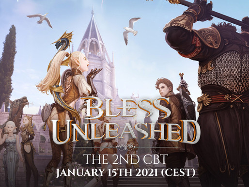 Bless Unleashed's Next Closed PC Beta Happening Next Month