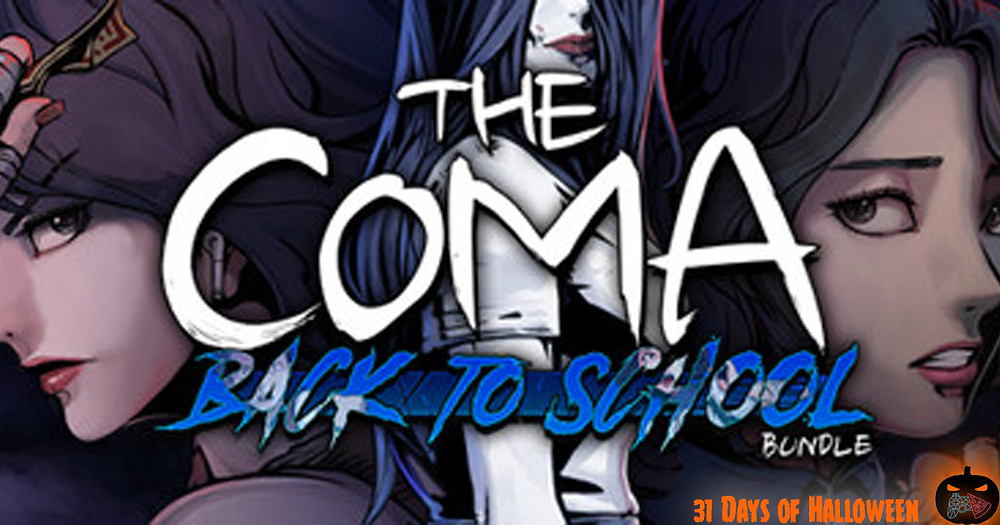 The Coma: Back To School Bundle Cover