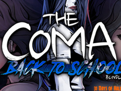 31 Days Of Halloween: The Coma