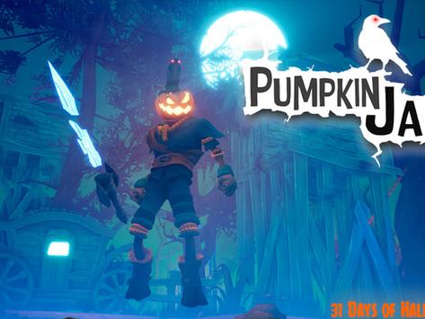 31 Days Of Halloween: Pumpkin Jack Preview