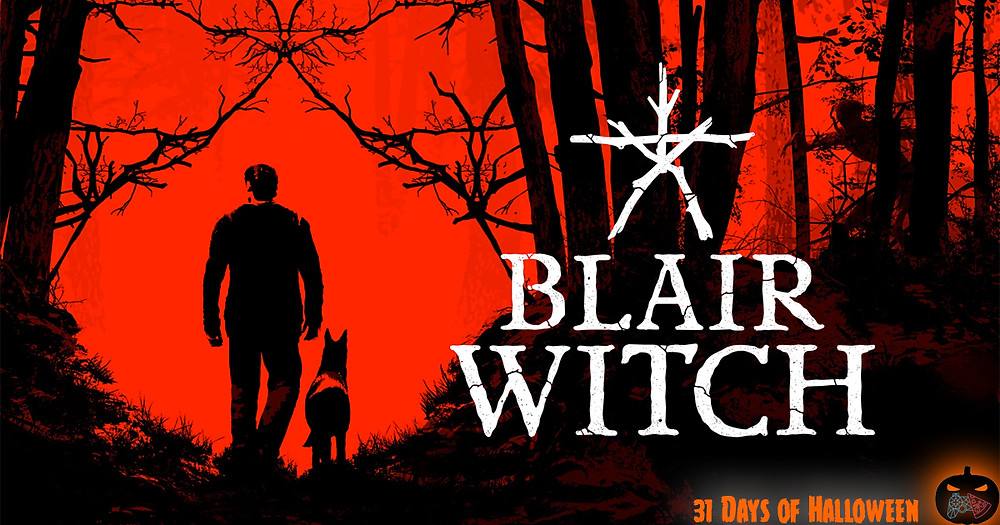 Blair Witch Game Cover