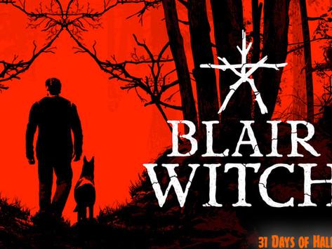 31 Days Of Halloween: Blair Witch
