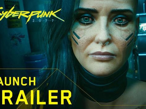Cyberpunk 2077 Gets A Brand-New Trailer Celebrating Its Launch