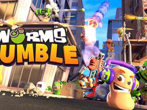 Worms Rumble Takes Center Stage Today