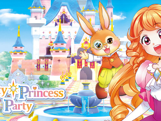 Pretty Princess Party Dances Onto Switch