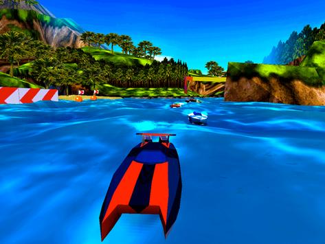 Splash Back To The 90's In Retro-Style Ripwave Racing