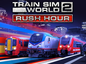 Train Sim World 2's Rush Hour Expansion Making Its Way To Next-Gen Consoles
